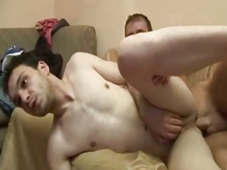 homosexual studs risky anal fucking and a giant