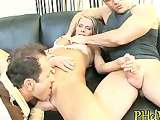 raunchy whore is pounded
