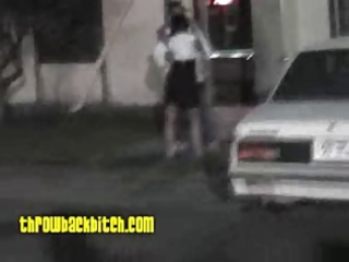 redneck plump a-hole doxy fucking in parkinglot