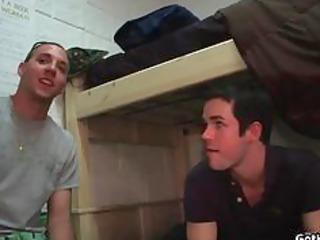 recent recent college chaps acquire homosexual