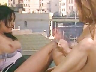 hot lesbian babes gina ryder and inari vachs