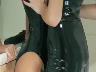 incredible lezzies having sex with toy