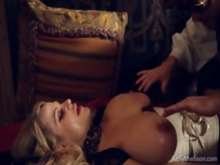 large titted kelly madison tempted by a immoral