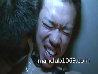 japan muscle hunk homo