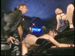 boots and leather foursome - dbm movie