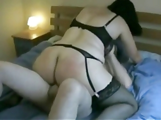 big beautiful woman chick bonks her chap