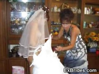 real sexy dilettante brides