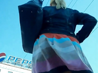frontal upskirt white pants 10