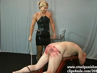 heartless punishments - caning, bastinado,
