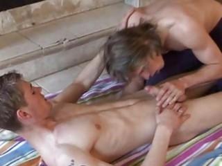 turned on twinks having sex on the floor
