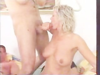aged swingers group-sex