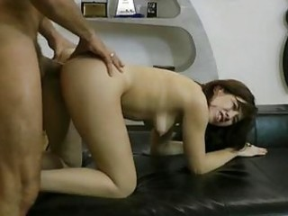 playgirl julia deepthroat and anal in pov