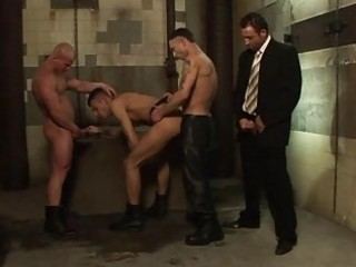 its exceedingly smutty foursome fucking in a wc