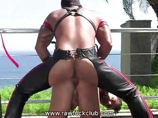 brazilian leather gods