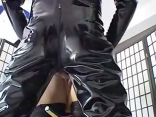 gothic subs, latex, long thick ramrods &
