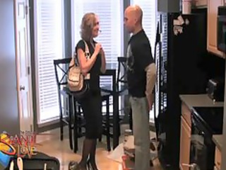 brandi love bonks the painter to acquire out of