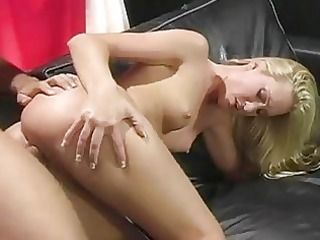 alexis malone acquires her cum award after an