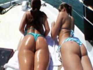 anal beach buttocks 11