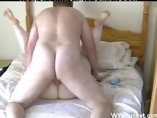 Chubby Couple Homemade Fuck BBW fat bbbw sbbw