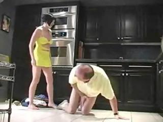 hardcore aged domina balls busting