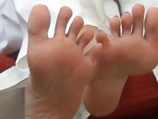 karate feet joi