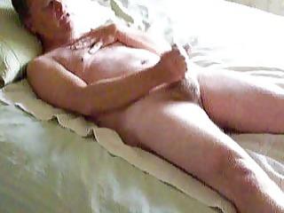 morning stiffy excited masturbation
