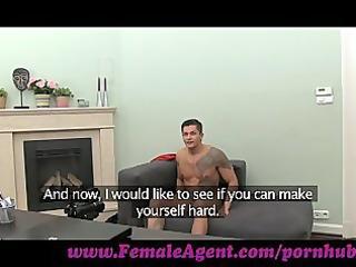 femaleagent. mother i cums all over males schlong