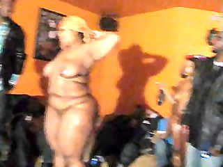 big beautiful woman oil wrestling