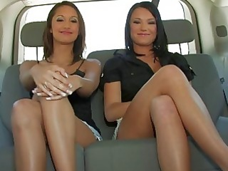 excellent lesbo hotties chatting and flashing