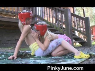 legal age teenager boxers fingering every other