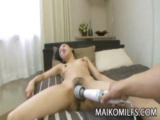 skinny mother i miki asano is having hard sex