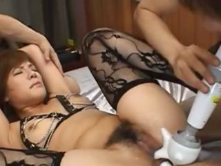 hot oriental anal permeate with underware