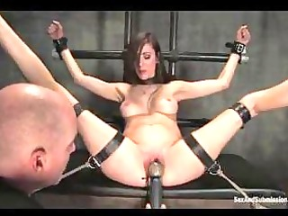 Princess Donna and Mark Davis bondage fuck