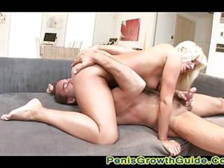 giant pecker for cindy dollar ass8