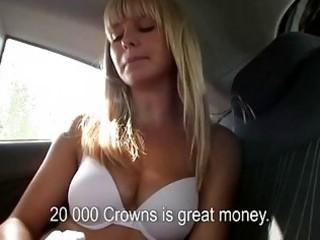 blondie dilettante payed backseat banging