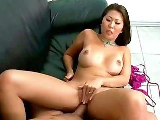 obscene sexy oriental chick beti hana receives