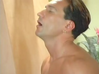 anal older and young guys double penetration