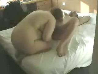 erected jock waxed by mother i