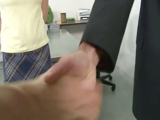 great oral-sex with a youthful student